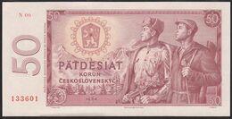 Czechoslovakia 50 Korun 1964 P90b UNC - Tsjechoslowakije
