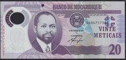 Mozambique 20 Meticais 2011 P149a UNC - Mozambique
