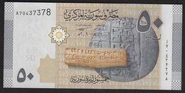 Syria 2010 50 Pouns P112 A UNC - Siria