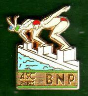Pin's ASC Natation Zamac  Ballard - Pin's & Anstecknadeln
