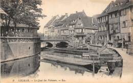 68 - COLMAR - Le Quai Des Pêcheurs - Colmar