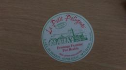 """Etiquette Fromage -  """" LE PETIT POLIGNAC """" Fromage Fermier Pur Brebis - Aschenbecher"""