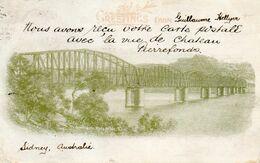 - SIDNEY - Hawkesbury Bridge - 1905 - - Australie
