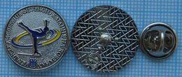 UKRAINE / Badge, Pin / Figure Skating Federation. - Skating (Figure)