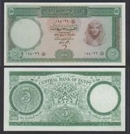 Agypten - Egypt 5 Pound 1964 Pick 31 UNC (1)    (26865 - Bankbiljetten