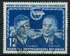 DDR 1951 Nr 296 Zentrisch Gestempelt X87383E - [6] República Democrática