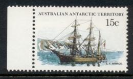 AAT 1974-81 Pictorials, Ships 15c MUH - Unused Stamps