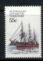 AAT 1974-81 Pictorials, Ships 55c MUH - Unused Stamps