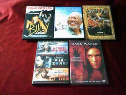 PROMO DVD  7  FILMS ° 20 EUROS LE LOT   °°° REF 205 - DVDs