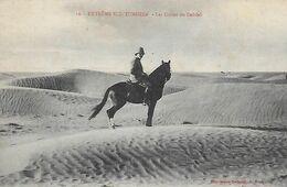 Tunisie )   Extrême Sud Tunisien  - Les Dunes Du Debdab - Túnez