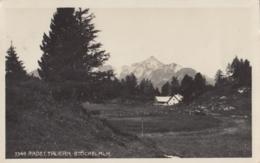 AK - Radst. Tauern - Stöckelalm - 1929 - Radstadt