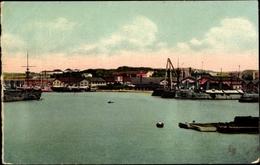 Cp Pola Pula Kroatien, Kriegshafen, Österreichische Kriegsschiffe, Flotte In Reserve - Croatia