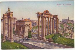 Roma - Foro Romano - Roma (Rome)