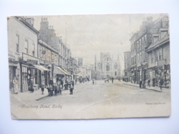 GREAT BRITAIN CARD SOWTHORP ROAD SELBY VINTAGE MINT - Ohne Zuordnung