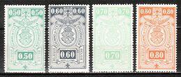TR240/43**  Armoiries - Bonnes Valeurs - MNH** - LOOK!!!! - 1923-1941