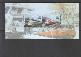 TRV 52/3 Trains - Trains-Europ-Express - Chemins De Fer