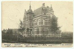 MEERHOUT  -  Gasthuis  -  Klooster En Villa - Meerhout