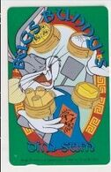 TK 27439 HONGKONG - Magnetic - Bugs Bunny's DimSum - Hongkong