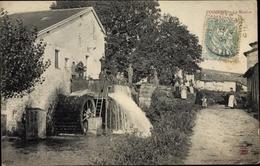 Cp Poissons Haute Marne, Le Moulin, Wassermühle - Sonstige Gemeinden