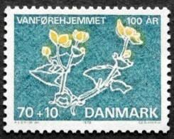 Denmark 1972 Crippled Home    Minr.529   MNH  (**) Cz.Slania   ( Lot L 66 ) - Unused Stamps