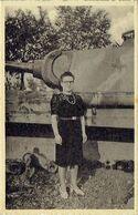 CELLES - Madame MARTHE MONRIQUE Qui Contribua à Arrêter L'offensive De VON RUNDSTEDT Le 24 Décembre 1944 - Houyet