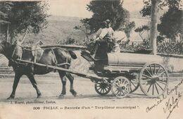 Toulon. Rentrée D'un Torpilleur Municipal - Toulon