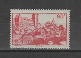 """FRANCE / 1939 / Y&T N° 449 ** : """"Touristique"""" (Château De Pau - Pyrénées-Atlantiques) X 1 - Unused Stamps"""