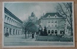 Prostějov Proßnitz Mähren Národní Dům Volkshaus - Czech Republic