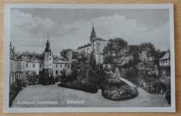 Frýdlant V Čechách Friedland Im Isergebirge Sudetengau Schloßhof - Czech Republic