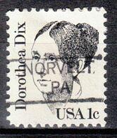USA Precancel Vorausentwertung Preo, Locals Pennsylvania, Norvelt 835 - Prematasellado