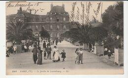 Paris / Jardins Du Luxembourg , Animée - Parques, Jardines