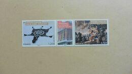 France >Triptyque  : Timbres Neufs Avec Vignette N° 4999-5000 - Unclassified