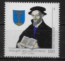 ALLEMAGNE   N° 1734  * *    Humaniste Philipp Melanchthon - Teologi