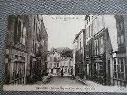 Saugues   La Rue Meynard   Cure D Air - Saugues
