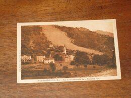 ROQUEBILLIERE / Vue De La Catastrophe Du 24 Novembre 1926 - Roquebilliere