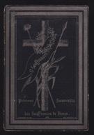 PASTOOR  DRONGEN  JOANNES COLLE - ST AMANDSBERG  1809 -  DRONGEN 1880   2 SCANS - Engagement