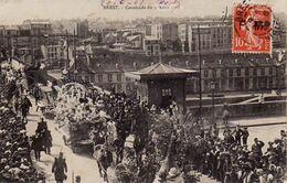 S35-003 Brest - Cavalcade Du 3 Avril 1908 - Brest