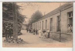 60 - CLERMONT - Asile D'Aliénés Animée - Clermont