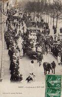 S35-004 Brest - Cavalcade Du 3 Avril 1908 - Brest