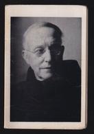 E.P. ANTONIUS HAEGEMAN ( MINDERBROEDER ) ZOTTEGEM  1886    STRIJPEN 1969  2 SCANS - Engagement