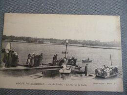 Boedic   Le Port Et La Cale - Autres Communes