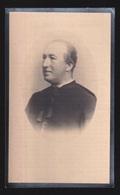 PASTOOR OPHASSELT - RENAAT VAN DROOGENBROECK  GRIMBERGEN 1868 - BRUGGE 1933  -   2 SCANS - Engagement