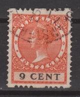 NVPH Nederland Netherlands Pays Bas Niederlande Holanda 9 Used ; Roltanding, Syncopated, Syncope, Sincopado 1925 - Heftchen Und Rollen
