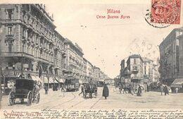 CPA  ITALIE MILANO Corso Buenos Ayres - Sonstige