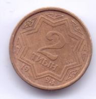 KAZAKHSTAN 1993: 2 Tyin, KM 1 - Kazakistan