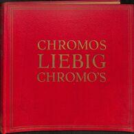 Chromos Liebig - Album De 50 Pages - Descriptif En Français - Liebig