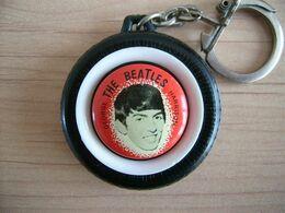 Porte-clés Georges Harrison The Beatles - Schlüsselanhänger