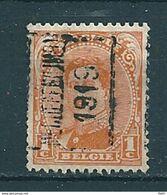 2444 Voorafstempeling Op Nr 135 - MECHELEN LIMB 1919 -  Positie A - Precancels