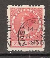 NVPH Nederland Netherlands Pays Bas Holanda 43 Used ; Roltanding Syncopated Syncope Sincopado 1928 SPECIAL OFFER - Heftchen Und Rollen