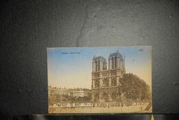 CP, 75, PARIS,  NOTRE DAME - Notre Dame De Paris